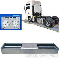 Вантажний гальмівний стенд 6 т/вісь Brekon 141-6 HOFMANN Німеччина