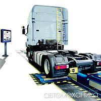 Вантажний гальмівний стенд 18 т/вісь IW 7 LON MAHA Німеччина