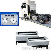Вантажний гальмівний стенд 13 т/вісь Safelane truck N SC 13 t HOFMANN Німеччина
