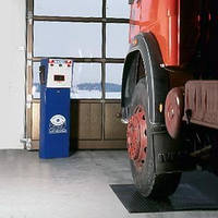 Тестер бічного відведення коліс MINC II EURO MAHA Німеччина