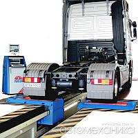 Грузовой тормозной стенд 18 т/ось Premium IW 7 EUROSYSTEM MAHA Германия