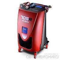 Автоматична установка заправки кондиціонерів R134a TEXA Konfort 705 R