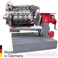 Вантажний стенд кантувач двигуна з гідропідйомником ww-HV-2500 Werner Weitner Німеччина