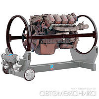 Вантажний стенд-кантувач двигунів і КПП R 15 RAV Італія