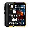 Смартфон Ulefone Armor X7 цвет оранжевый (экран 5 дюймов, памяти 4/32, акб 4000 мАч, NFC), фото 2