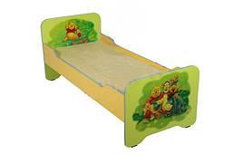 Дитяче ліжко з фотодруком без матраца