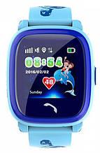 Детские часы с GPS и защитой от водыUWatch DF25G