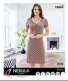 Женская пижама домашняя натуральная, фото 4