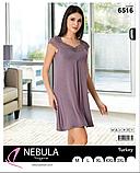 Женская пижама домашняя натуральная, фото 2