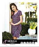 Женская пижама домашняя натуральная, фото 5
