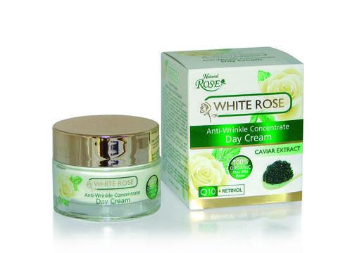 Концентрований денний крем проти зморшок White Rose від Arsy Cosmetics 50 мл, фото 2