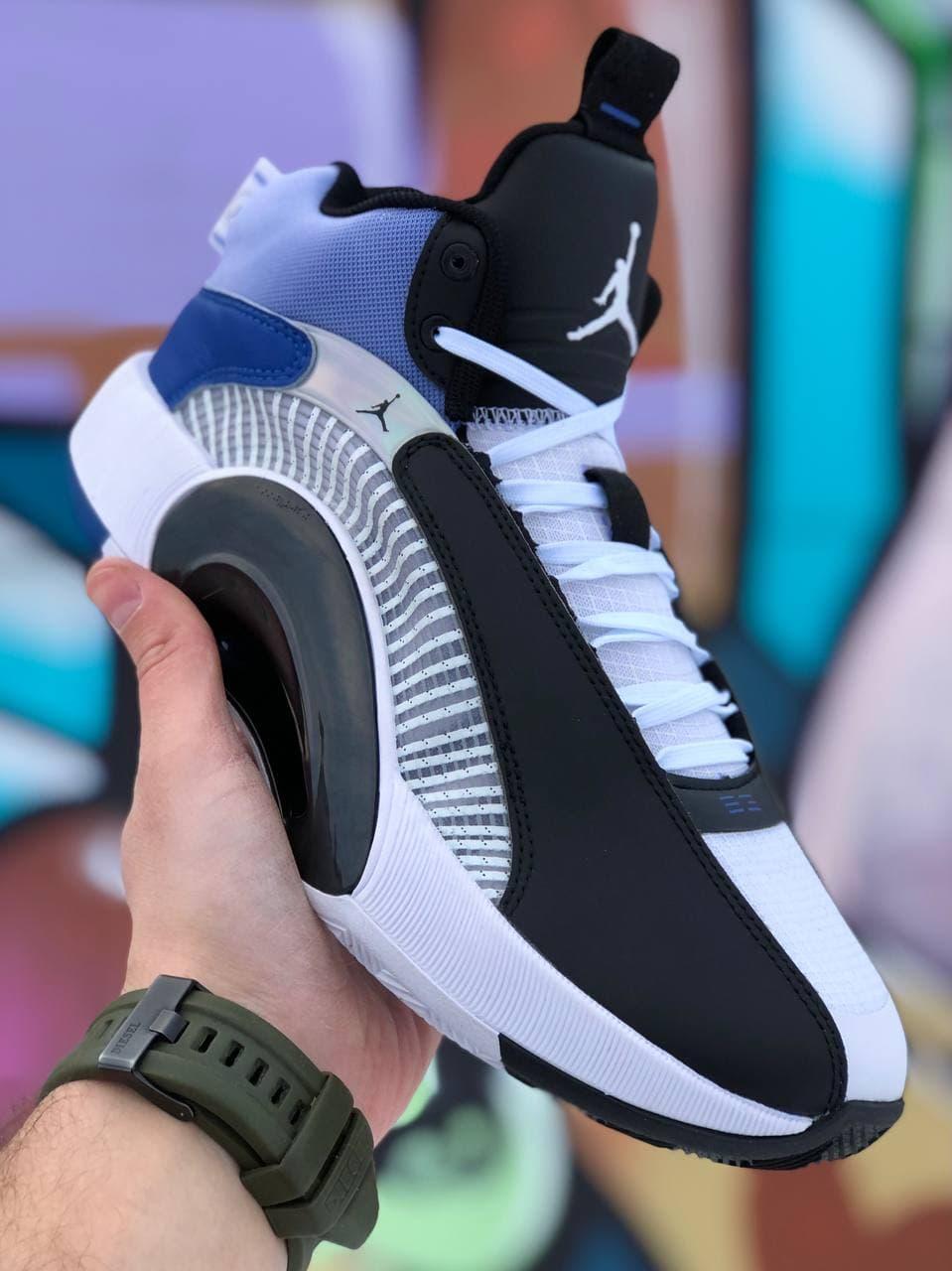 Мужские кроссовки Nk Air Jordan XXXV Размеры 41-45
