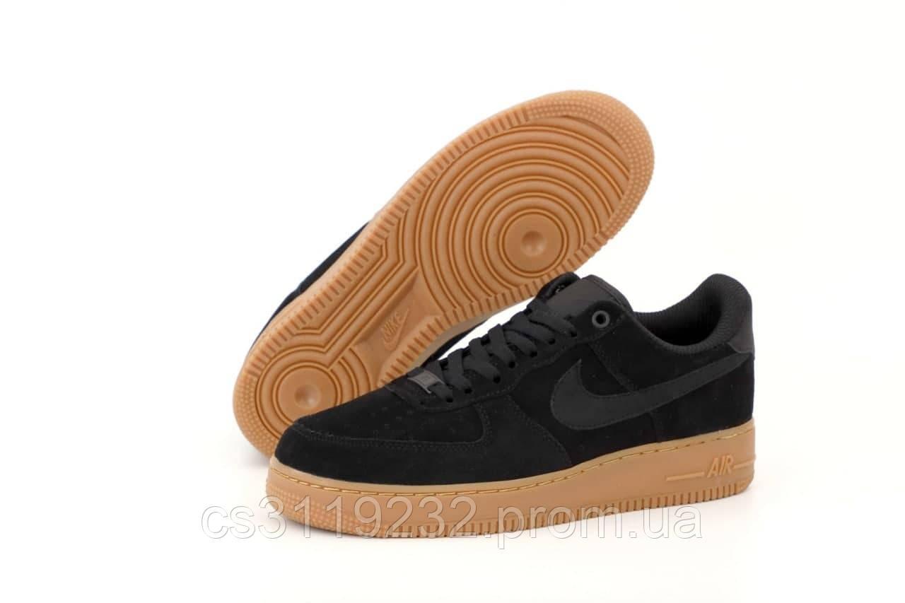 Чоловічі кросівки Nike Air Force (чорні)