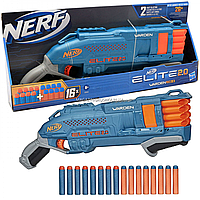Оружие игрушечное Hasbro Nerf Elite 2.0 Варден (E9959)