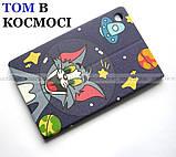 Защитный чехол Том в космосе для Lenovo Tab M10 FHD Plus (TB X606X X606F), силиконовый футляр, фото 5