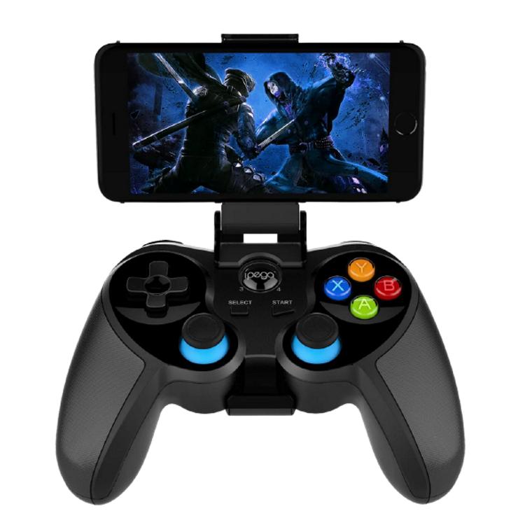 Джойстик беспроводной IPEGA PG-9078 Black - игровой джойстик (геймпад) для телефона IOS, Android