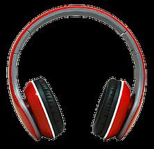 Наушники с микрофоном Ditmo DM-2550 Красные - проводные наушники для компьютера, ноутбука, фото 2