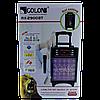 Колонка валізу з мікрофоном Golon RX-2900BT - портативна Bluetooth колонка комбік з радіо і світломузикою, фото 6