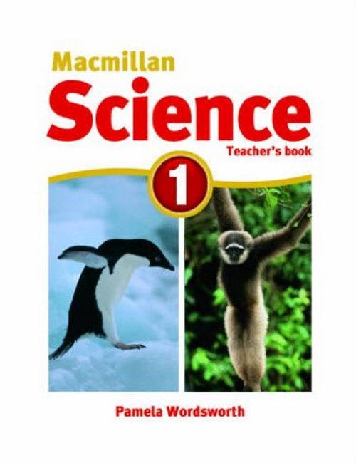 Macmillan Science 1 Teacher's Book with Pupil's eBook