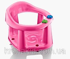 Дитяче сидіння для купання BM-50305 на присоску, в коробці, фото 3