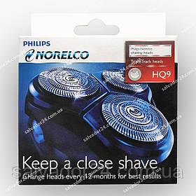 Бритвенные головки Philips HQ9/50 комплект 3 шт., сетки и ножи