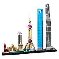 LEGO Architecture Шанхай 597 деталей 21039