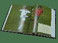 """Книга в шкіряній палітурці і подарунковому футлярі """"Енциклопедія футболу"""" Андріанов, Ліндер, Волков, фото 5"""