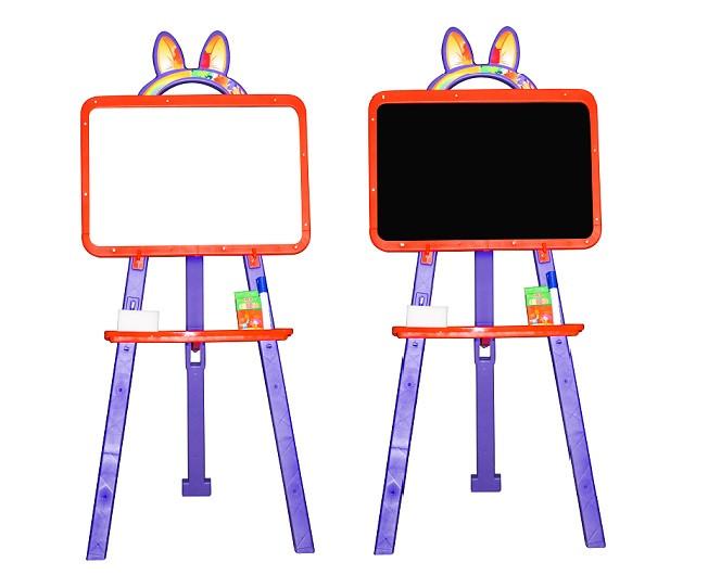 Дошка для малювання магнітна 013777/5 помаранчево-фіолетовий