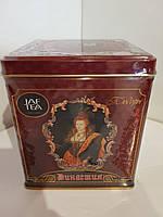 Подарунковий цейлонський чай у жерстяній банці Jaf Tea Династія 200 г