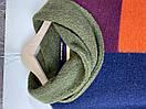 Реглан мужской Scotch & Soda цвет зеленый-синий-красный размер L арт 10153116-FWMM-D40, фото 2