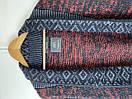 Кардиган мужской Scotch & Soda цвет бордово-черный размер M арт 13534816-FWMM-D60, фото 3