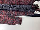 Кардиган мужской Scotch & Soda цвет бордово-черный размер M арт 13534816-FWMM-D60, фото 4