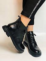 Жіночі черевики. Осінньо-весняні. Натуральна шкіра. Висока якість. Vistally. Р. 38-39. Vellena, фото 5