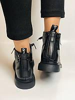 Жіночі черевики. Осінньо-весняні. Натуральна шкіра. Висока якість. Vistally. Р. 38-39. Vellena, фото 8