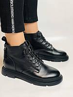 Жіночі черевики. Осінньо-весняні. Натуральна шкіра. Висока якість. Vistally. Р. 38-39. Vellena, фото 7