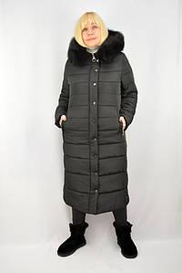 Куртка зимняя длинная - Модель Х24