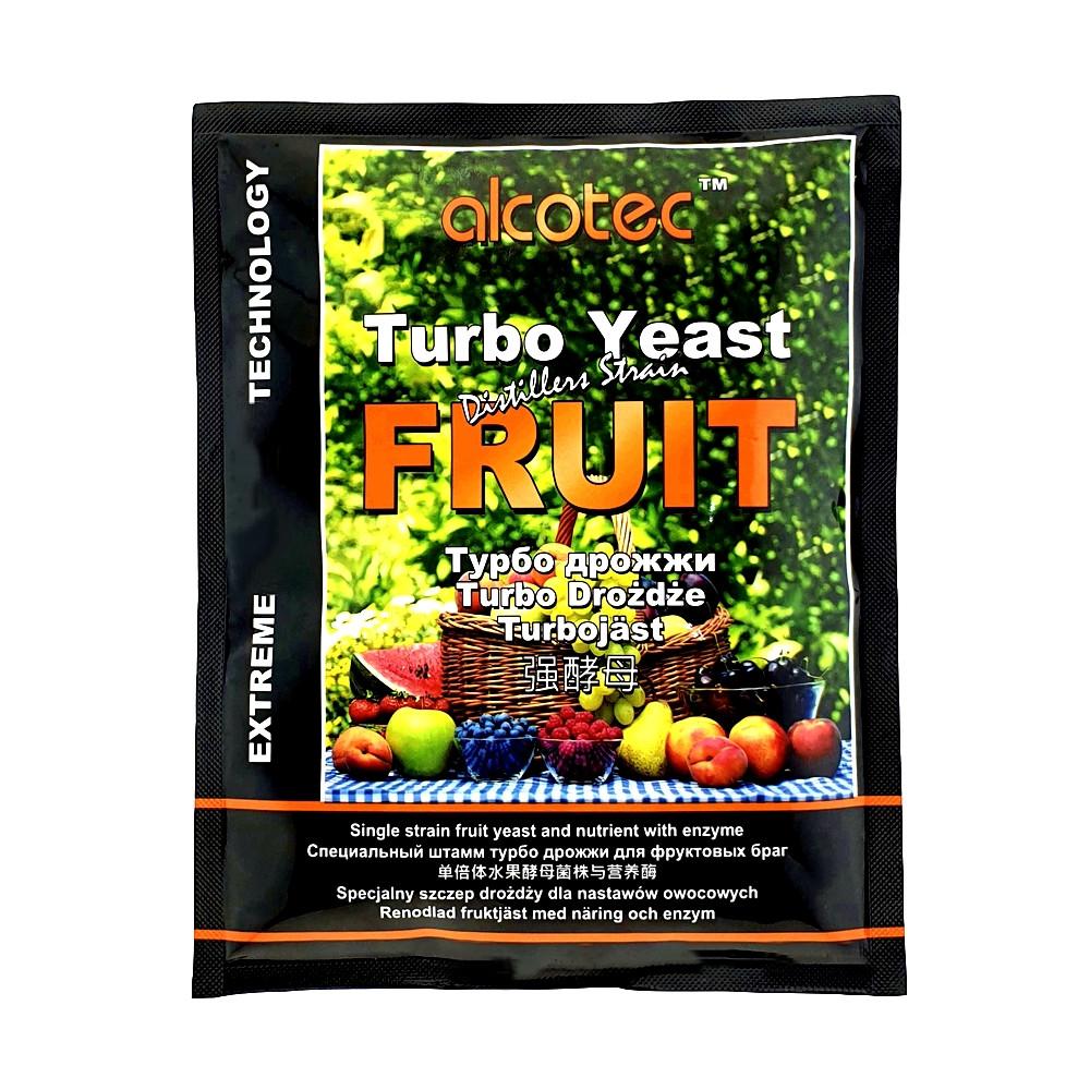 Фруктовые дрожжи Turbo Yeast Fruit