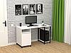 Комп'ютерний прямий стіл Флеш-Ніка Флеш 11, фото 4