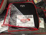 Авточехлы на Toyota Avensis 2009-2012 sedan, Favorite Тойота Авенсис, фото 2