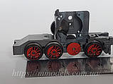 Piko 59587-3 Кузов (корпус) моделі тепловоза Diesellok V 180 295, масштабу 1:87,H0, фото 3