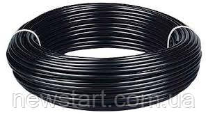 Трубка полиамидная черная стандартизированна для автотранспорта.
