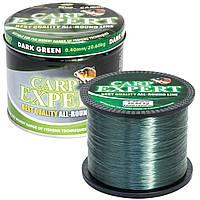 Леска Energofish Carp Expert Dark Green 1200 м 0.35 мм 16.4 кг (30104835)
