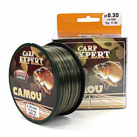 Леска Energofish Carp Expert Camou 600 м 0.30 мм 11.9 кг (30103630)