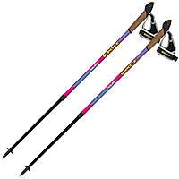 Палки для скандинавской ходьбы Vipole Vario Violet DLX (S2032)