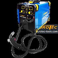 Полуавтомат инверторный 2 в 1 (MIG MMA) Искра-Профи Cobalt MIG-300DC, полуавтомат для дома, сварочный аппарат, фото 1