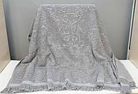 Полотенца махровые хлопок Vip жаккард 100*150 (сауна) 500г/м2 (TM ZERON) Турция 1349311432