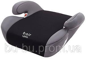 Автокресло Bair Yota бустер (22-36 кг) DY2423 черный - серый