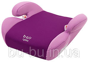 Автокресло Bair Yota бустер (22-36 кг) DY1822 фиолетовый