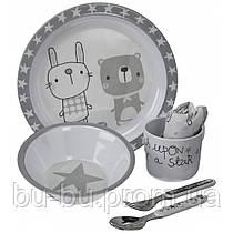 Подарочный набор детской посуды Jane
