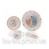 Набор детской посуды из 5 предметов Jane
